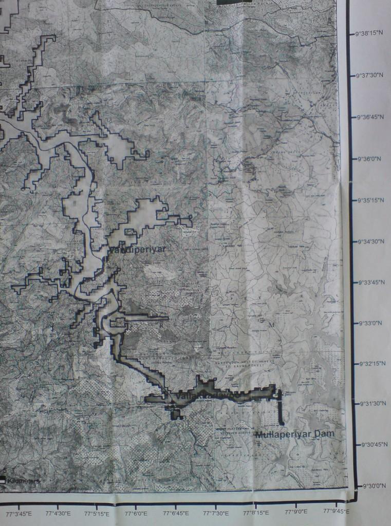 Mullaperiyar-inundation-Vandiperiyar